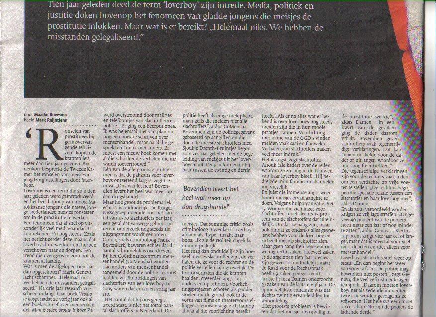 Brabants Dagblad - 17 oktober 2011